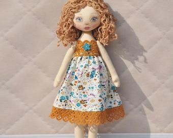 Textile doll Tilda Ragdoll