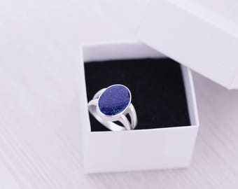 Cremation Ring - Sterling Silver Oval Signet Ring - Cremation Jewelry - Ash Ring - Ash Jewelry - Urn Ring - Urn Jewelry - Pet Loss