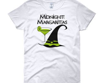 Midnight Margaritas Pagan Wiccan Cheeky Witch® Lady Fit Women's T-Shirt