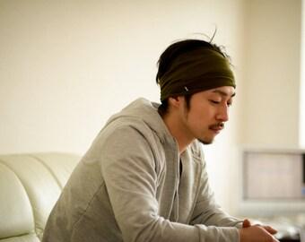 Japanese Fashion Double Loop Headband Neck Warmer Elastic Soft Hairband Fashion Style Hair Accessory th-cra