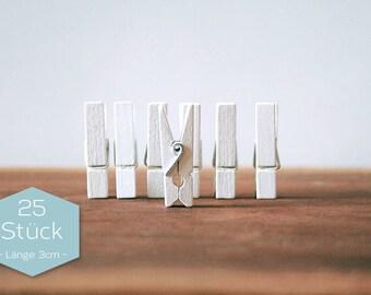 Wooden brackets white