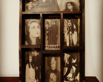 The Cabinet of Dr. Caligari Cabinet of Curiosities