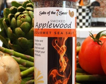 Applewood Smoked Origin Jar, perfect for outdoor grilling!