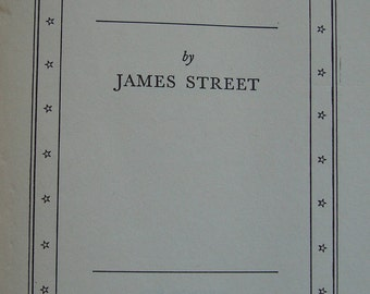 Tap Roots by James Street Collector Book -1942