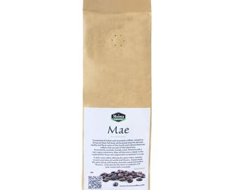 Artisan Hand-Roasted Coffee Beans 200g MAE - Dark Roast Blend- Dark to the core, Smooth to the finish Available as Beans or Ground to order