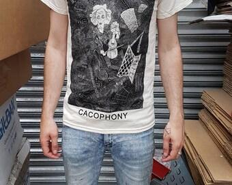 Rudimentary Peni - Cacophony T-shirt