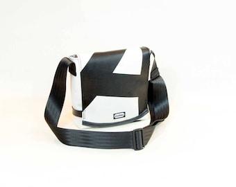 Truck tarp satchel: Ursula