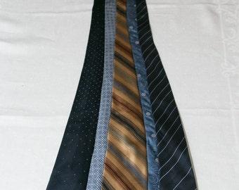 Men's Tie Table Runner - Blue Tie Table Runner