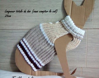 cotton for sphynx cat sweater