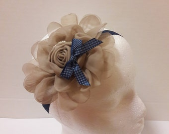 Headband Elegant Flower