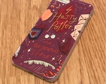 Harry Potter and the Sorcerer's Stone iPhone 7 case, Harry Potter iPhone case, Harry Potter and the Philosopher's Stone