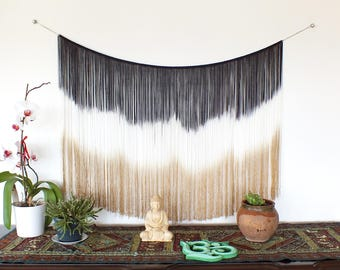 Décoration Bohème, décoration hippie, boho art, tapisserie murale boho, bohème tapisserie, Tenture murale hippie, tons de terre, tapisserie, art mural