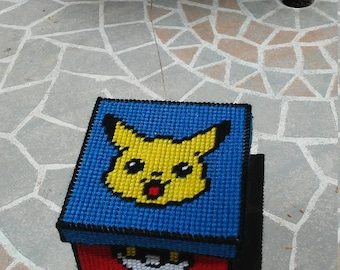 Pikachu Treasure box