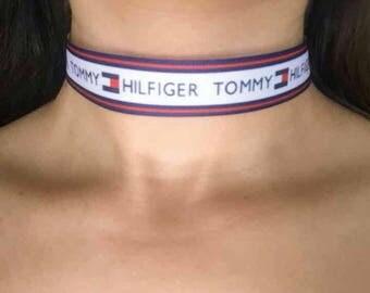 Tommy Hilfiger Sporty Choker