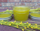Pain Relieving Arnica Plantain Cayenne Turmeric Ginger Salve/Ointment - Natural, Organic, Inflammation, Skincare