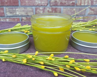Herbal Pain Relieving Arnica Plantain Salve, Natural, Inflammation, Arthritis, Muscle Aches, Joint Pain, Pain Reliever, Muscle Pain, Aching