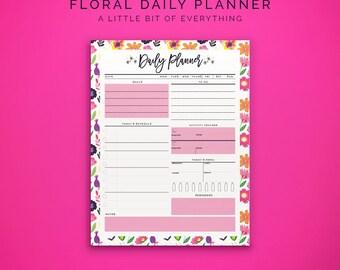 work day planner
