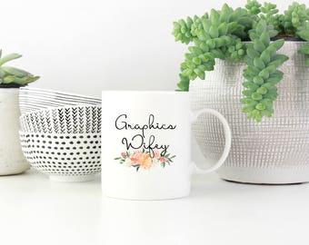 Floral Premade Logo, Florist Logo, Blush Logo, Photography Logo, Flower Logo, Business Logo, Watermark, Shop Logo Design, Branding, Banner