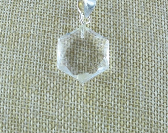 Solomon's seal in quartz.