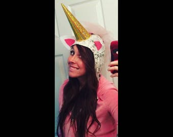 Custom Made Unicorn Costume
