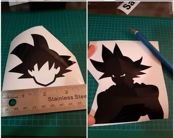 Dragon Ball Z stickers