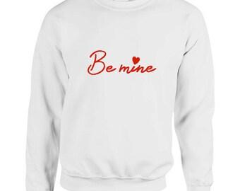Be Mine Valentines Sweater