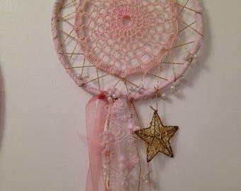 Dream catcher crochet
