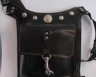 Borsa da gamba in pelle - Leather leg bag