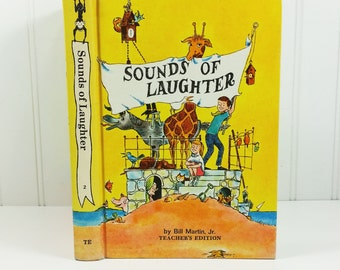Sounds of Laughter, Teacher's Edition by Bill Martin Jr, 1966 Sounds of Language Readers