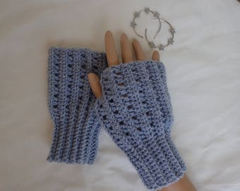 Crochet Fingerless Gloves Crochet Fingerless Mitts Crochet Mittens Knitted Gloves Knit gloves Fingerless Mittens Crochet Texting Gloves