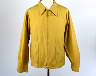 "1960's McGregor ""Drizzler"" Lightweight Jacket, Size 46, Made in the USA"