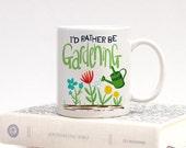 Gardeners Mug, Coffee Mug...