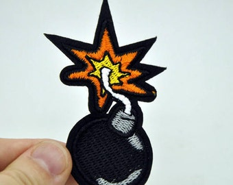 Bomb Patch (1 Piece)