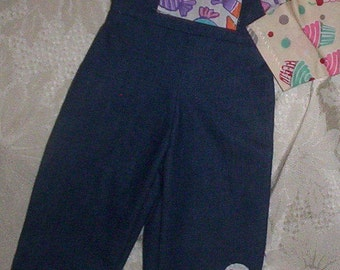 "A.G. 18"" DOLL Overall Pant Set .. ** Fits all 18"" dolls!"