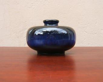 Vintage Vase by Steuler - 70s - Mid Century Modern - West German Pottery - Fat Lava era - 130 10