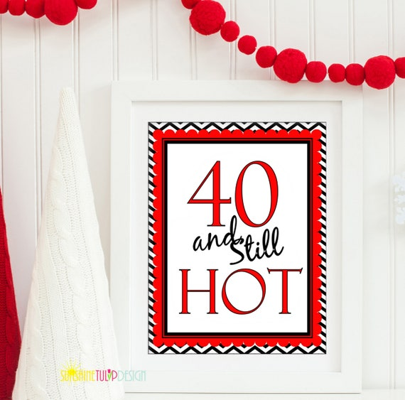 graphic relating to Printable 40th Birthday Card identify Printable 40th Birthday Card @AF21 Advancedmagebysara