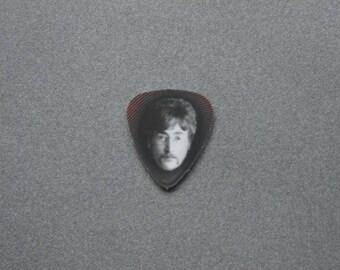 Needle Minder or Magnet: BeatlesJohn Lennon Guitar Pick
