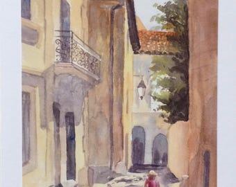 Cards - Digital Prints of Original Watercolour Paintings