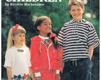 Kwik Sew - Sewing for Children by Kerstin Martensson, 1983