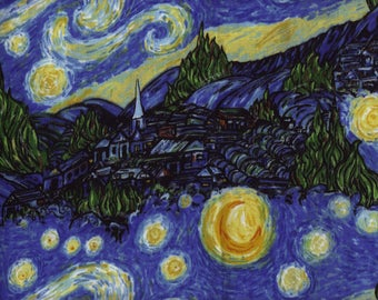 Van Gogh Inspired Etsy