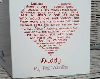 Daddy valentine  Etsy
