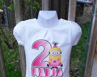 Minion Tshirt