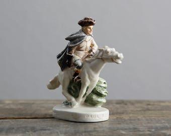 Paul Revere Figurine | Sebastian | Hudson |