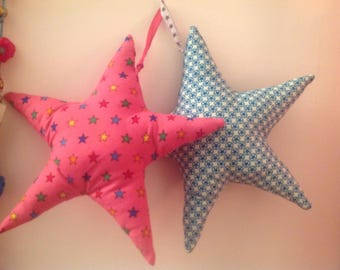 """My star"" plush rattle coussinou essential in baby's life!"