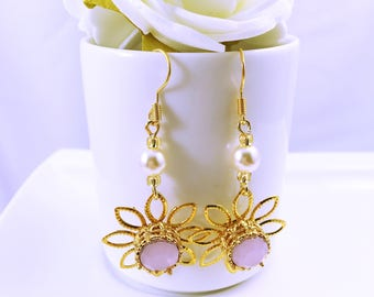 FABIOLA wedding earrings