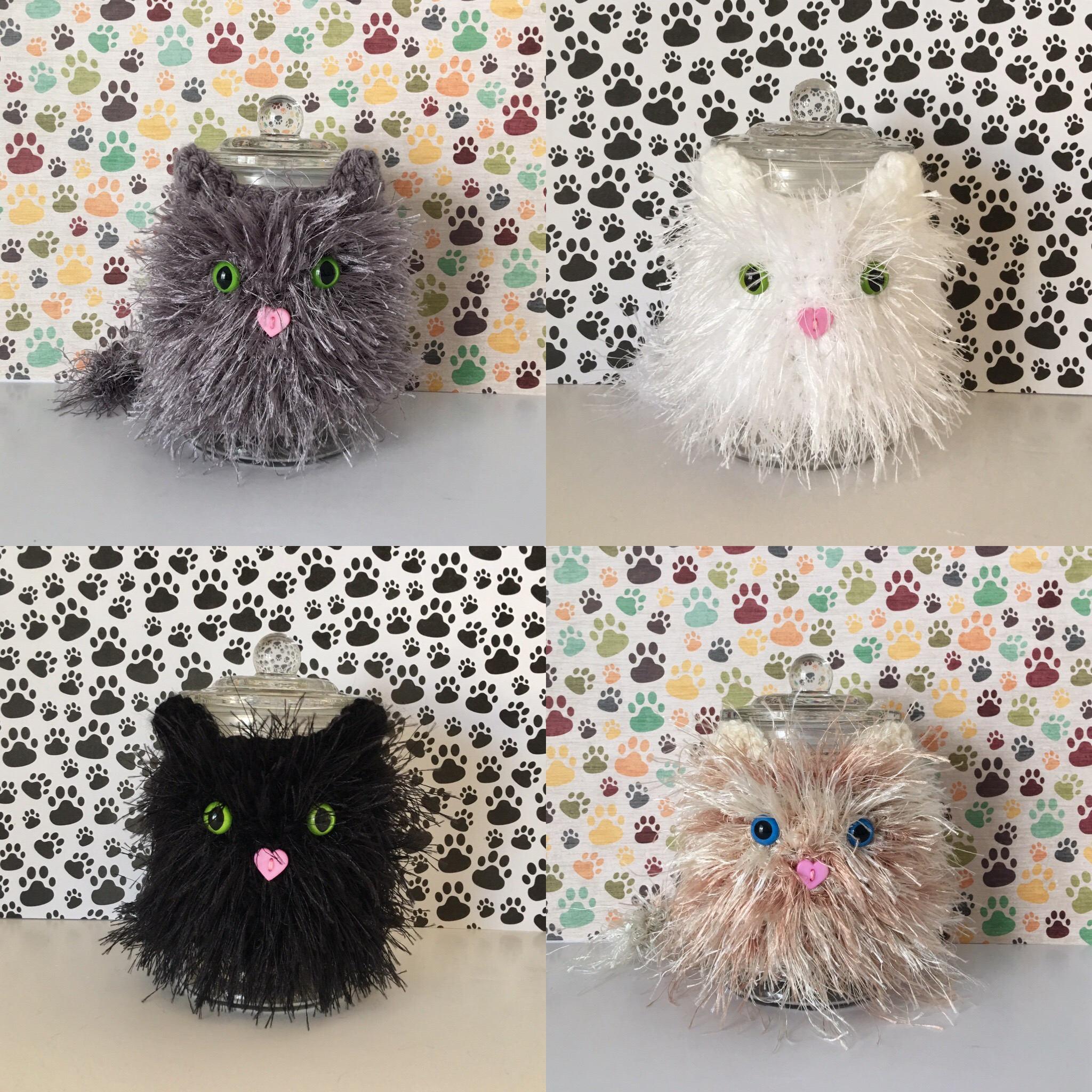 Amigurumi Beginner Kit : Crochet Cat Pattern - Cat Crochet Pattern, Crochet Kits ...