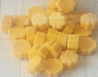 CITRUS BLAST WAX Melts, Citrus Wax Melts, Fruity Wax Melts, Orange Wax Melt, Lemon Wax Melt, Bergamot Wax Melts, Lemon Verbena Wax Melts