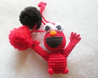 Pom pom and dolls amigurumi crochet