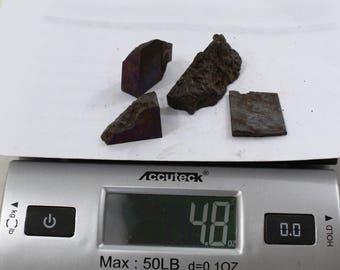 4.8oz CAMPO del CIELO Meteorite cut piece