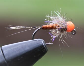 Copper Quill Jig Nymph